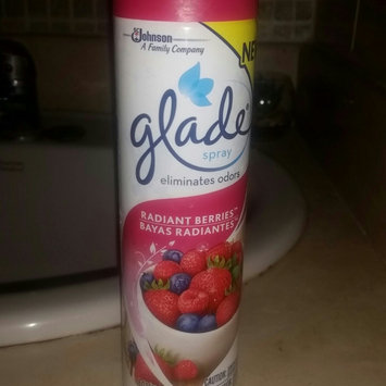 Glade Fresh Berries Room Spray uploaded by Liliana L.