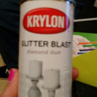 Krylon Glitter Blast, Diamond Dust uploaded by RobinandBrandi M.