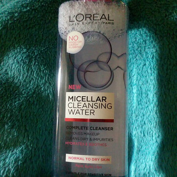L'Oréal Paris Micellar Cleansing Water for Normal to Dry Skin uploaded by Egan K.