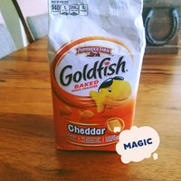 Pepperidge Farm Goldfish 100 Calorie Cheddar Snack Cracker Pouches - 5 CT uploaded by Antonia G.