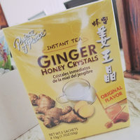 Prince of Peace Ginger Honey Crystals Instant Tea Sachets Original Flavor - 5 CT uploaded by keren a.