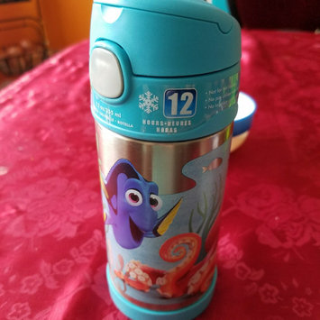 Finding Dory Thermos Blue Dory 12oz Portable Beverage Bottle uploaded by marina R.