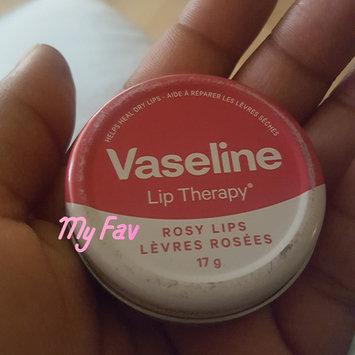 Vaseline® Lip Therapy® Rosy Lips Lip Balm Tin uploaded by Vanessa O.