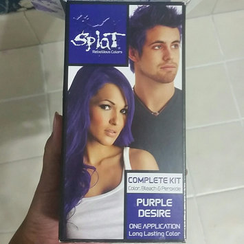 Splat Rebellious Hair Color Complete Kit uploaded by Cathy Ann C.