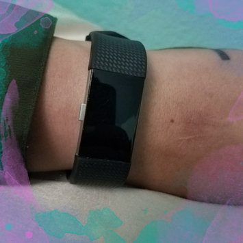Photo of Fitbit Charge 2 - Black, Large by Fitbit uploaded by Jennifer N.