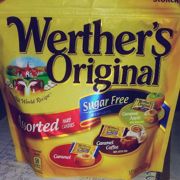 Werther's Sugar Free Werther's(R) Original(R) Hard Candies Sugar Free, 7.7 Oz. Bag uploaded by Dominique Z.