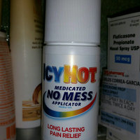 Icy Hot Pain Relieving Gel uploaded by Ramonita R.
