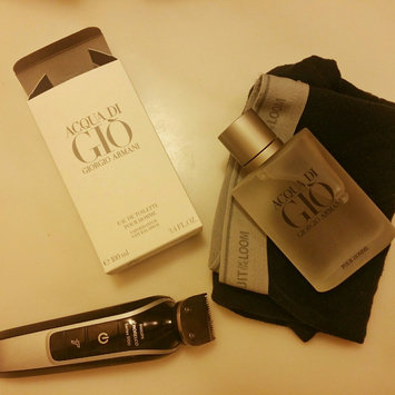 Acqua Di Giò Pour Homme by Giorgio Armani uploaded by Leah H.