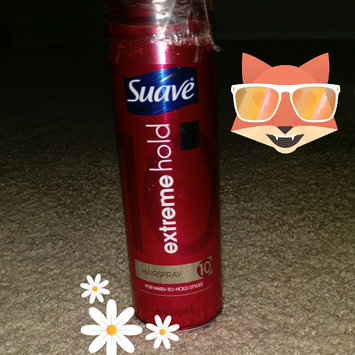 Photo of Suave Extreme Hold 10 Hairspray uploaded by Nushrat M.