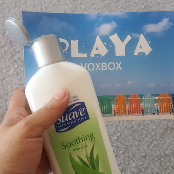 Suave® Soothing with Aloe Body Lotion uploaded by Judith C.