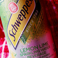 Schweppes® Lemon Lime Sparkling Water Beverage uploaded by Debbie L.