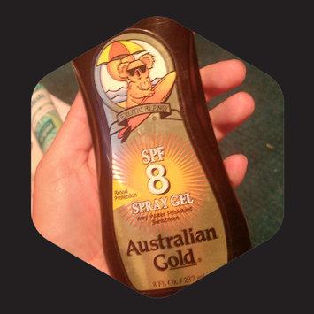 Photo of Australian Gold Clear Spray Gel SPF 30 uploaded by Kim C.