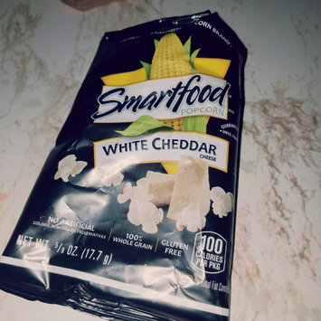 Smartfood® White Cheddar Cheese Popcorn uploaded by keren a.