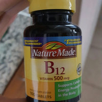 Nature Made Vitamin B-12 uploaded by Dan J.