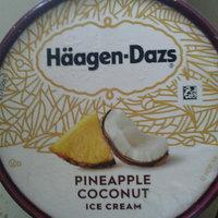 Haagen-Dazs Pineapple Coconut Ice Cream uploaded by Veronica V.