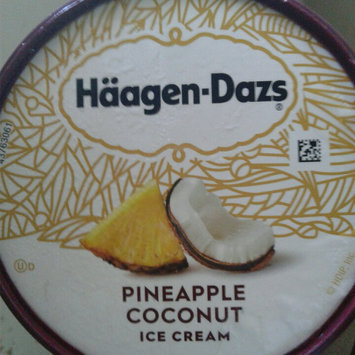 Photo of Haagen-Dazs Pineapple Coconut Ice Cream uploaded by Veronica V.