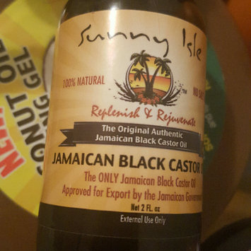 Sunny Isle 2-ounce Jamaican Black Castor Oil uploaded by Zion B.