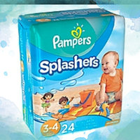 Pampers Splashers Disposable Swim Pants uploaded by Julie W.