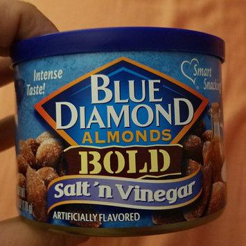 Blue Diamond Bold Salt 'n Vinegar Almonds 1.5 Oz Peg uploaded by Jenny G.