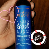 SheaMoisture Tea Tree After Shave & Bump Preventer Herbal Elixir uploaded by Carissa C.