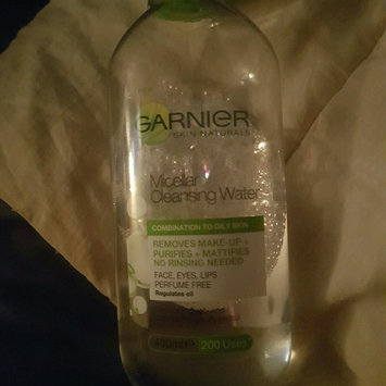 Garnier Micellar Cleansing Water for Combination & Sensitive Skin uploaded by Jaid H.