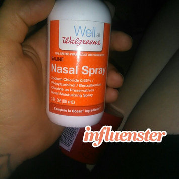 Walgreens Saline Nasal Spray uploaded by Samantha W.