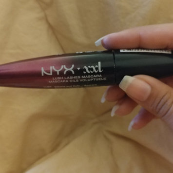 NYX Cosmetics Lush Lashes Mascara uploaded by Ashley M.