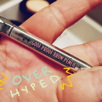 Benefit Goof Proof Brow Pencil uploaded by Carissa C.