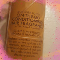 SheaMoisture Raw Shea Butter On-The-Go Conditioning Hair Fragrance uploaded by Derricka M.