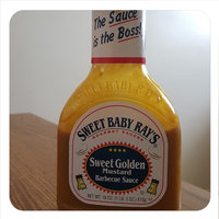Sweet Baby Ray's® Sweet Golden Mustard Barbecue Sauce 18 oz. Squeeze Bottle uploaded by Derricka M.
