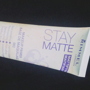 Rimmel Stay Matte Primer uploaded by kiara l.