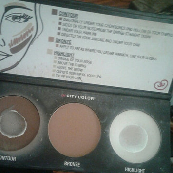 City Color Cosmetics Contour Effects Palette uploaded by Ana R.