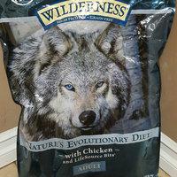 Blue Buffalo Wilderness Grain Free Chicken Recipe Dry Dog Food uploaded by Danielle H.