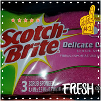 Scotch-Brite Delicate Care Scrub Sponges - 3 CT uploaded by Rebecca B.
