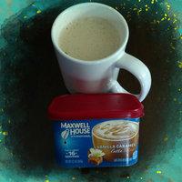 Maxwell House International Cafe Style Beverage Mix, Vanilla Caramel Latte, 8.7 oz uploaded by Liz J.