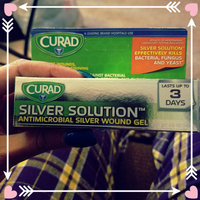 Curad Silver Solution Antimicrobial Gel, .5 Oz. uploaded by Drusila R.