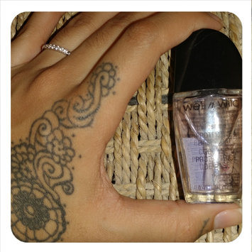 Photo of Wet N Wild Wild Shine Nail Color Base Coat uploaded by Ashley M.