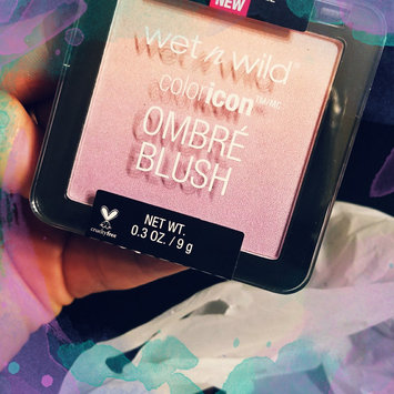 Wet n Wild Color Icon Ombre Blusher uploaded by Michelle D.