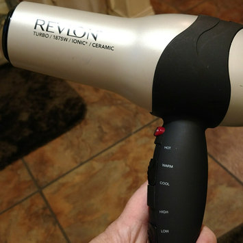 Revlon 1875W Full Size Hair Dryer uploaded by nicole r.