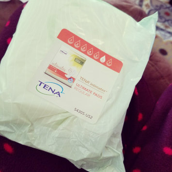 Photo of Tena Serenity Absorbency Pads uploaded by keren a.