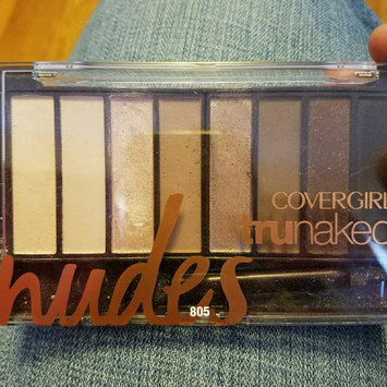 COVERGIRL truNAKED Shadow Palettes uploaded by Cindy D.