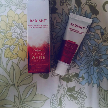 Colgate Optic White Anticavity Fluoride Toothpaste Cool Mint uploaded by Yoselin L.