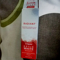 Colgate Optic White Anticavity Fluoride Toothpaste Cool Mint uploaded by Priscilla D.