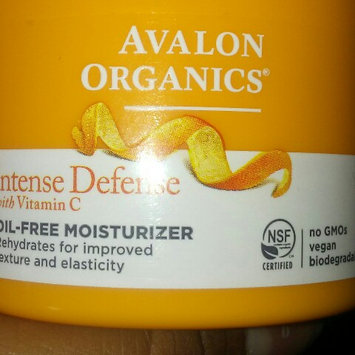 Avalon Organics Vitamin C Rejuvenating Oil-Free Moisturizer uploaded by vicky v.
