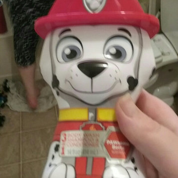 Paw Patrol Puptastic Punch Scented 3 in 1 Body Wash Shampoo & Conditioner, 14 fl oz uploaded by veronica f.