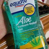 Equate Aloe Sunburn Relief Gel uploaded by Carly J.