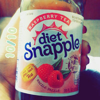 Snapple Diet Raspberry Iced Tea uploaded by Felicia Y.