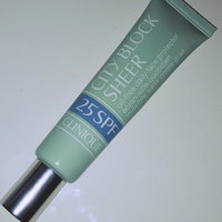 Clinique City Block™ Sheer Oil-Free Daily Face Protector Broad Spectrum SPF 25 uploaded by Amy G.