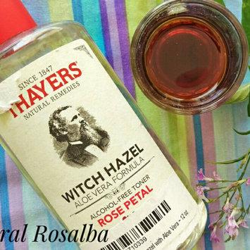 Thayers Alcohol-Free Rose Petal Witch Hazel Toner uploaded by Rosalba M.