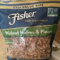 Generic Fisher Chef's Naturals Halves & Pieces Walnuts, 32 oz uploaded by Mary F.